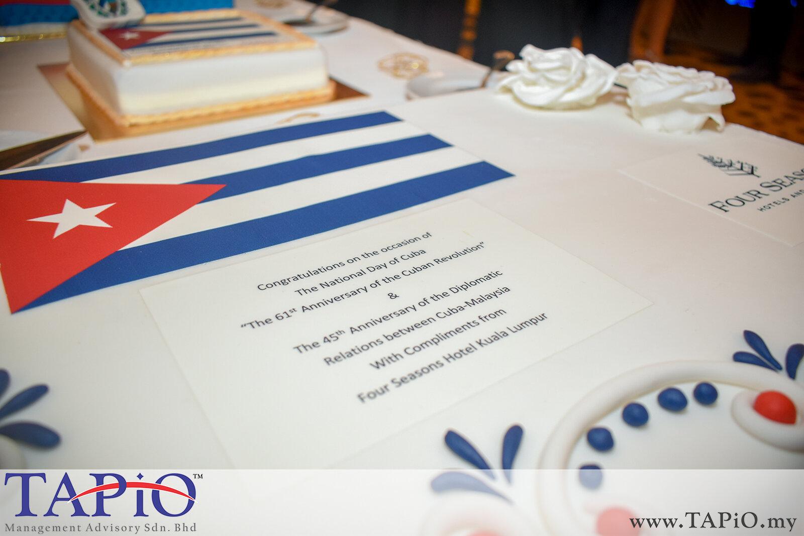 20200213 - 61st Anniversary of the Cuban Revolution