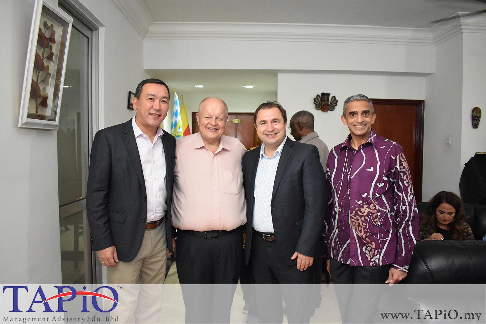 Ambassador's Night at Schutte's Residence - 20/09/2018 (26)
