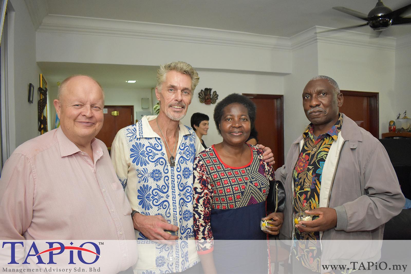 Ambassador's Night at Schutte's Residence - 20/09/2018 (21)