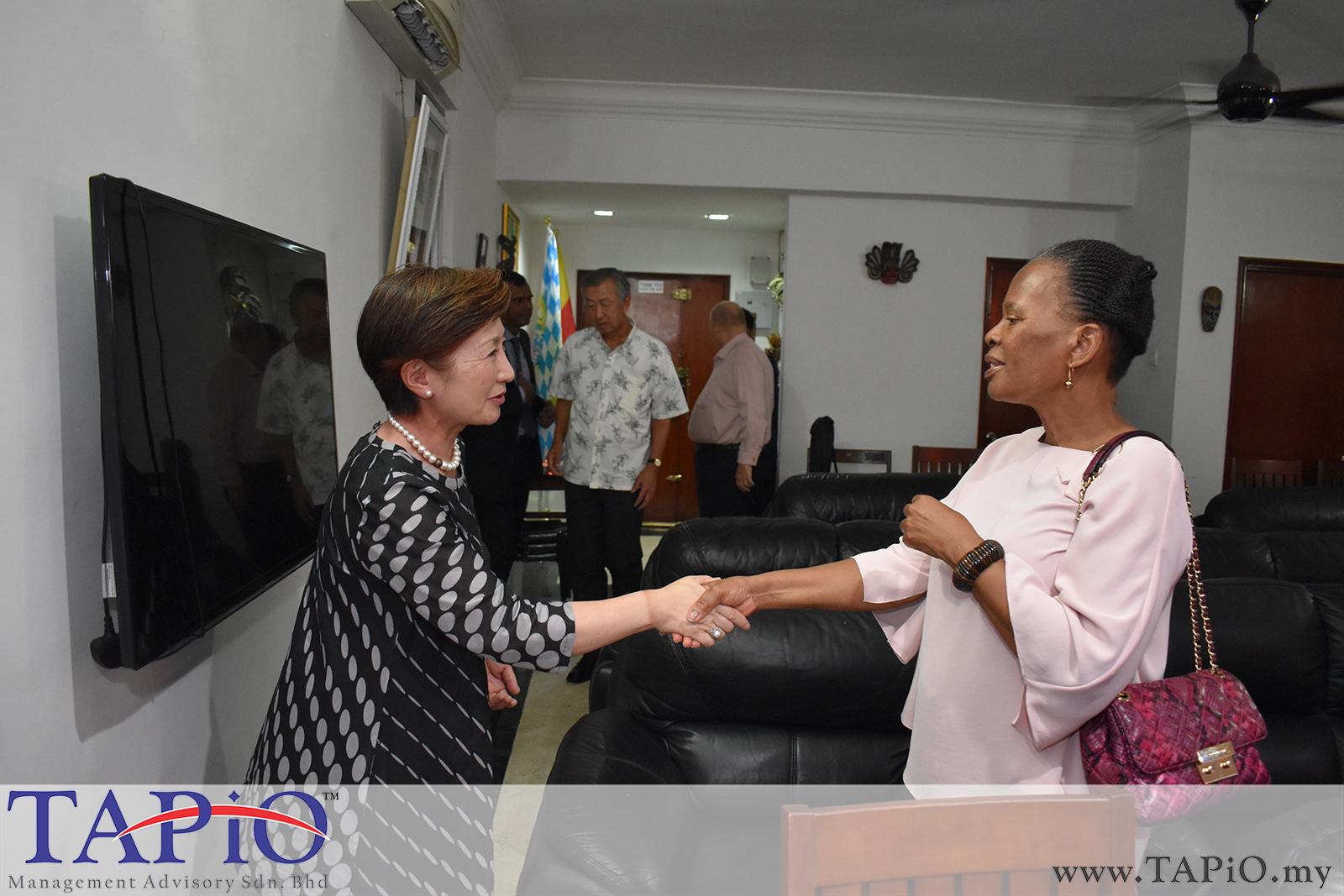 Ambassador's Night at Schutte's Residence - 20/09/2018 (46)