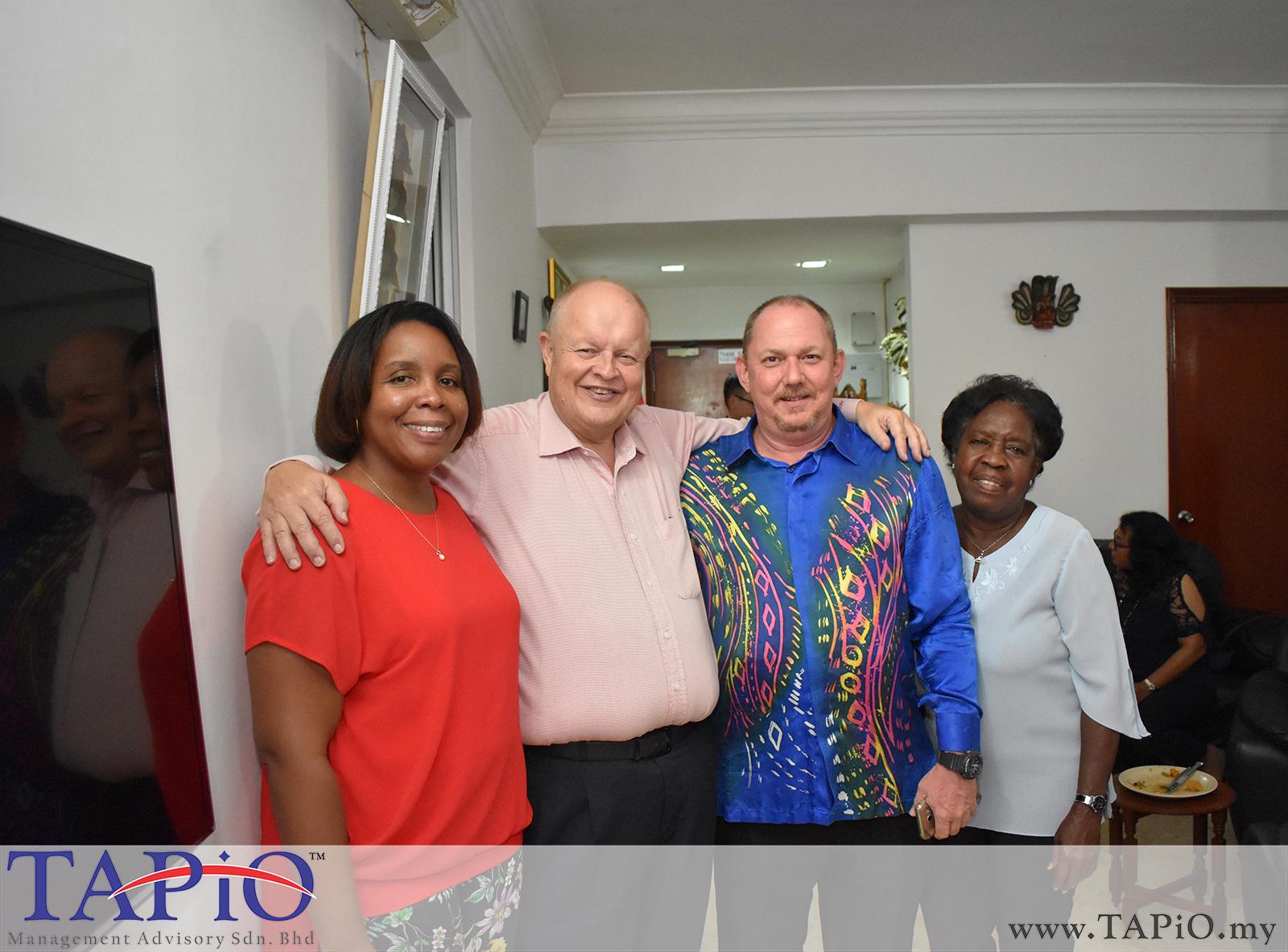 Ambassador's Night at Schutte's Residence - 20/09/2018 (14)