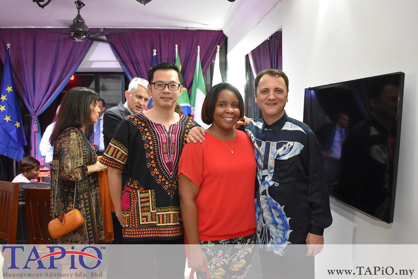 Ambassador's Night at Schutte's Residence - 20/09/2018 (9)