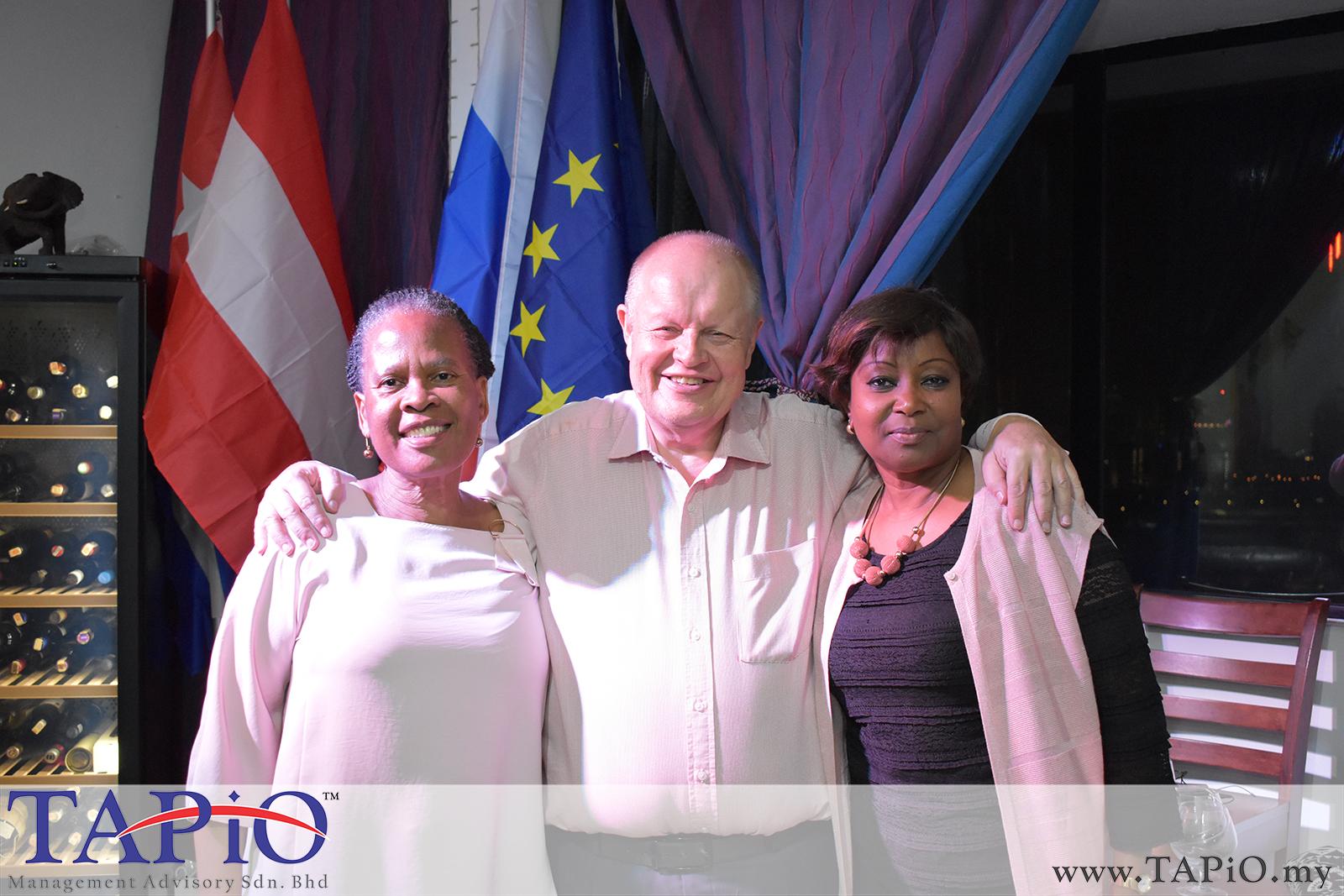 Ambassador's Night at Schutte's Residence - 20/09/2018 (57)