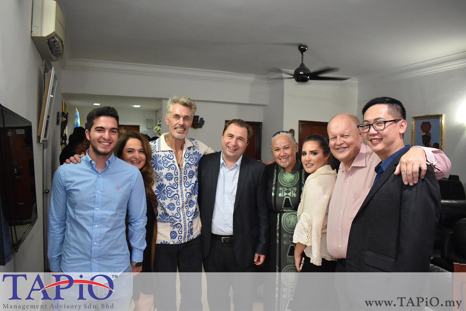 Ambassador's Night at Schutte's Residence - 20/09/2018 (52)