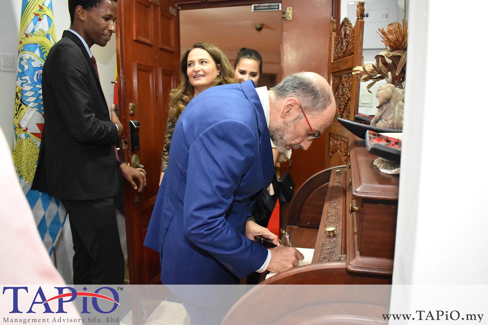 Ambassador's Night at Schutte's Residence - 20/09/2018 (43)