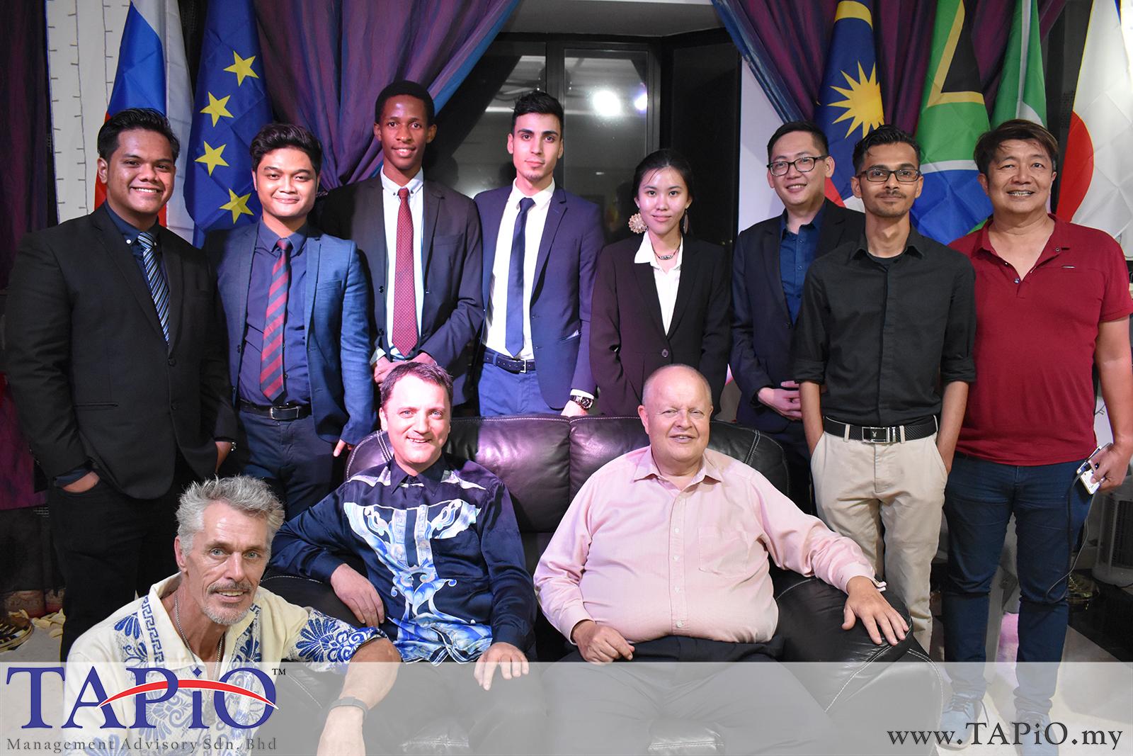 Ambassador's Night at Schutte's Residence - 20/09/2018 (48)