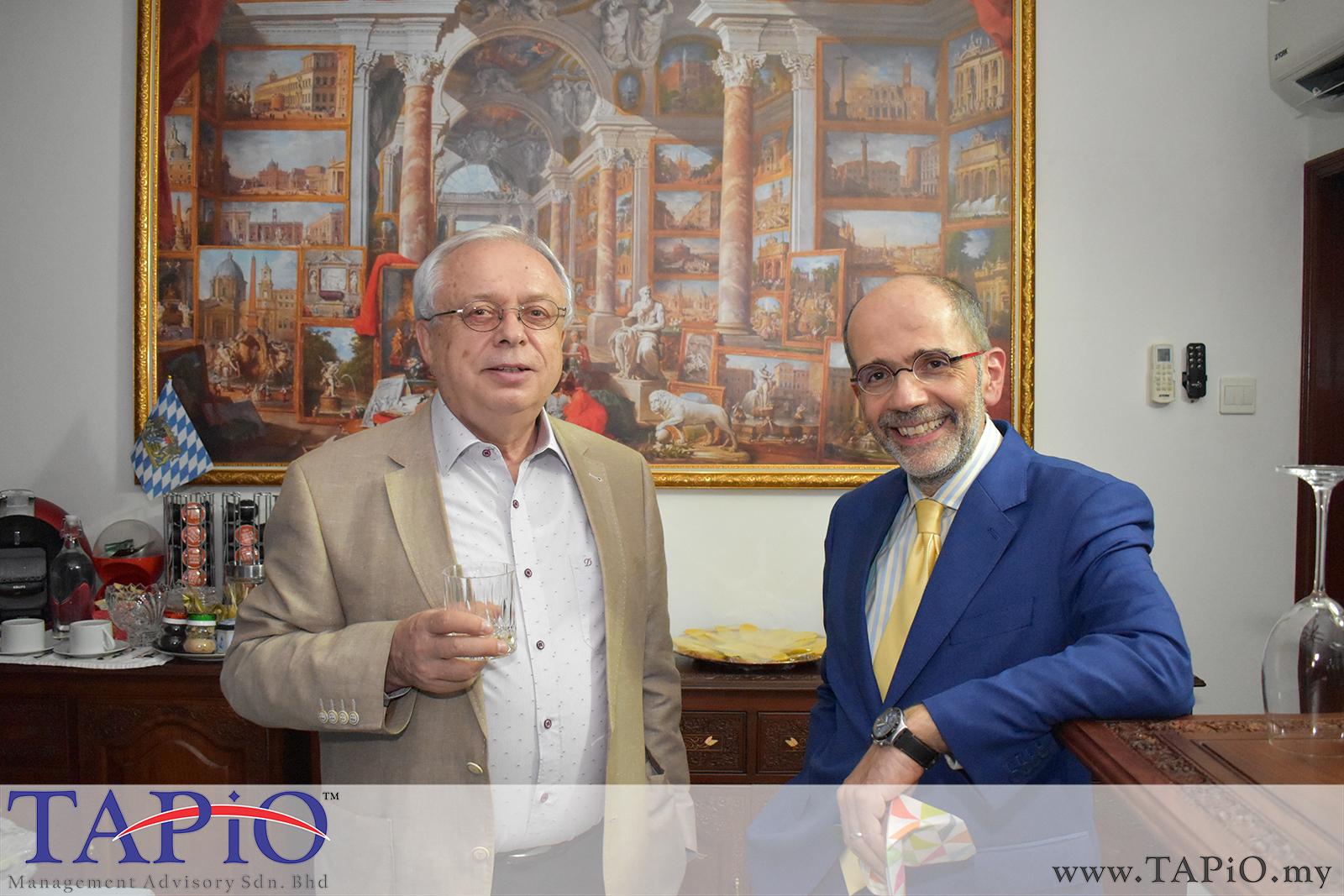 Ambassador's Night at Schutte's Residence - 20/09/2018 (40)