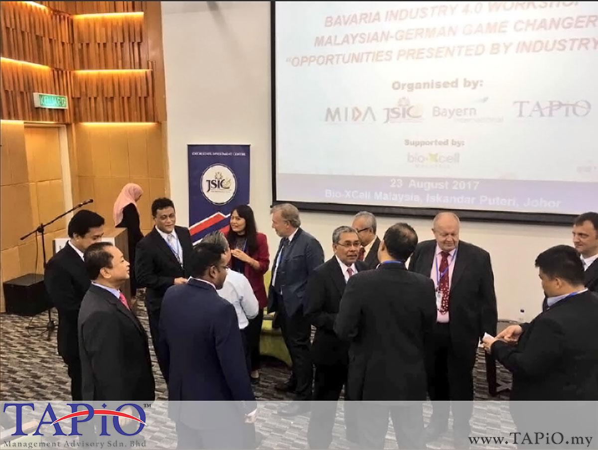 Industry 4.0 Workshop Johor - Picture 54