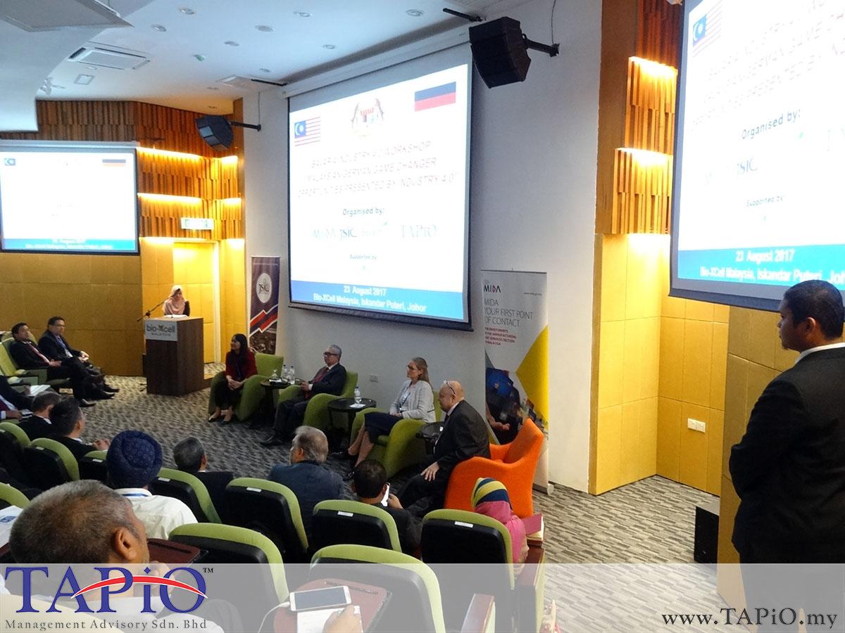 Industry 4.0 Workshop Johor - Picture 21