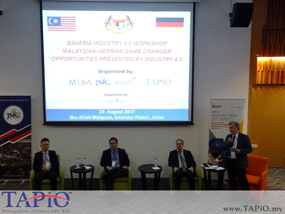 Industry 4.0 Workshop Johor - Picture 12