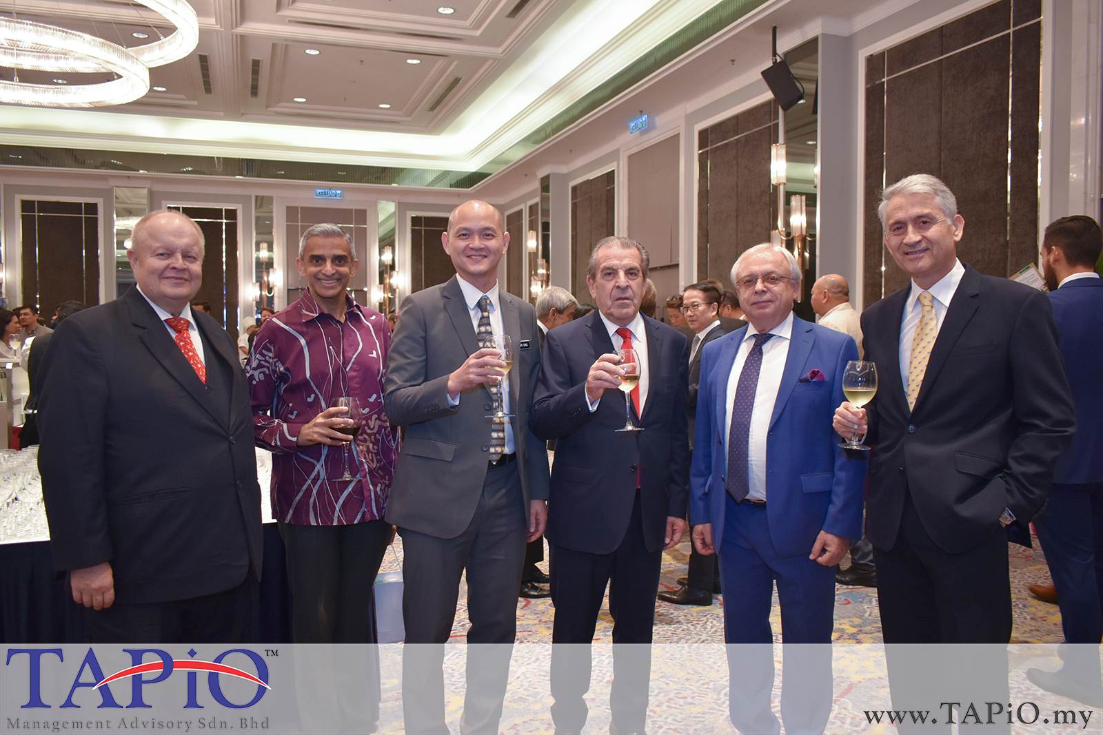 Celebrating 40 Years of Chile and Malaysia Diplomatic Relations