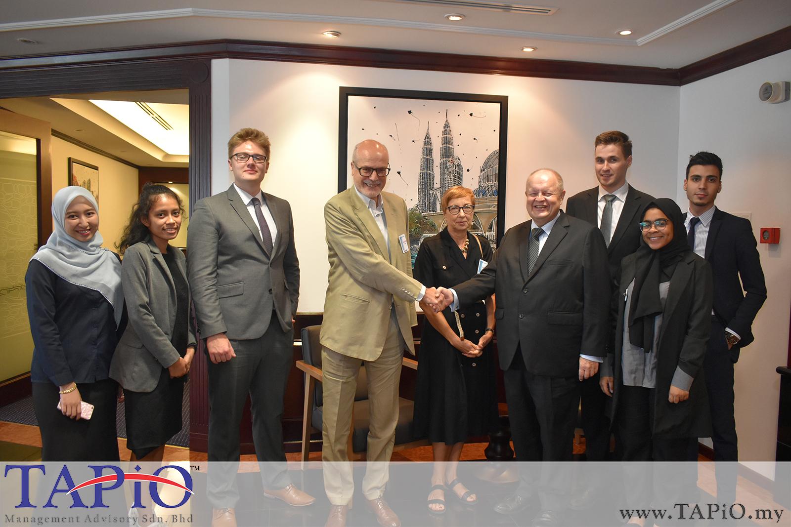 Meeting with Polish Ambassador - 03/01/2019 (2)