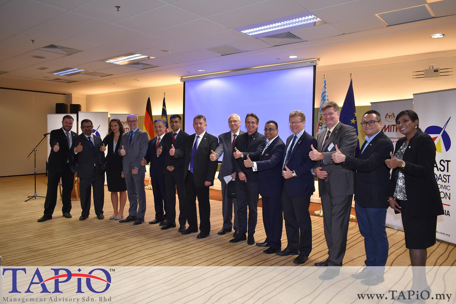 Bavarian Delegation - 23/10/2018 (7)