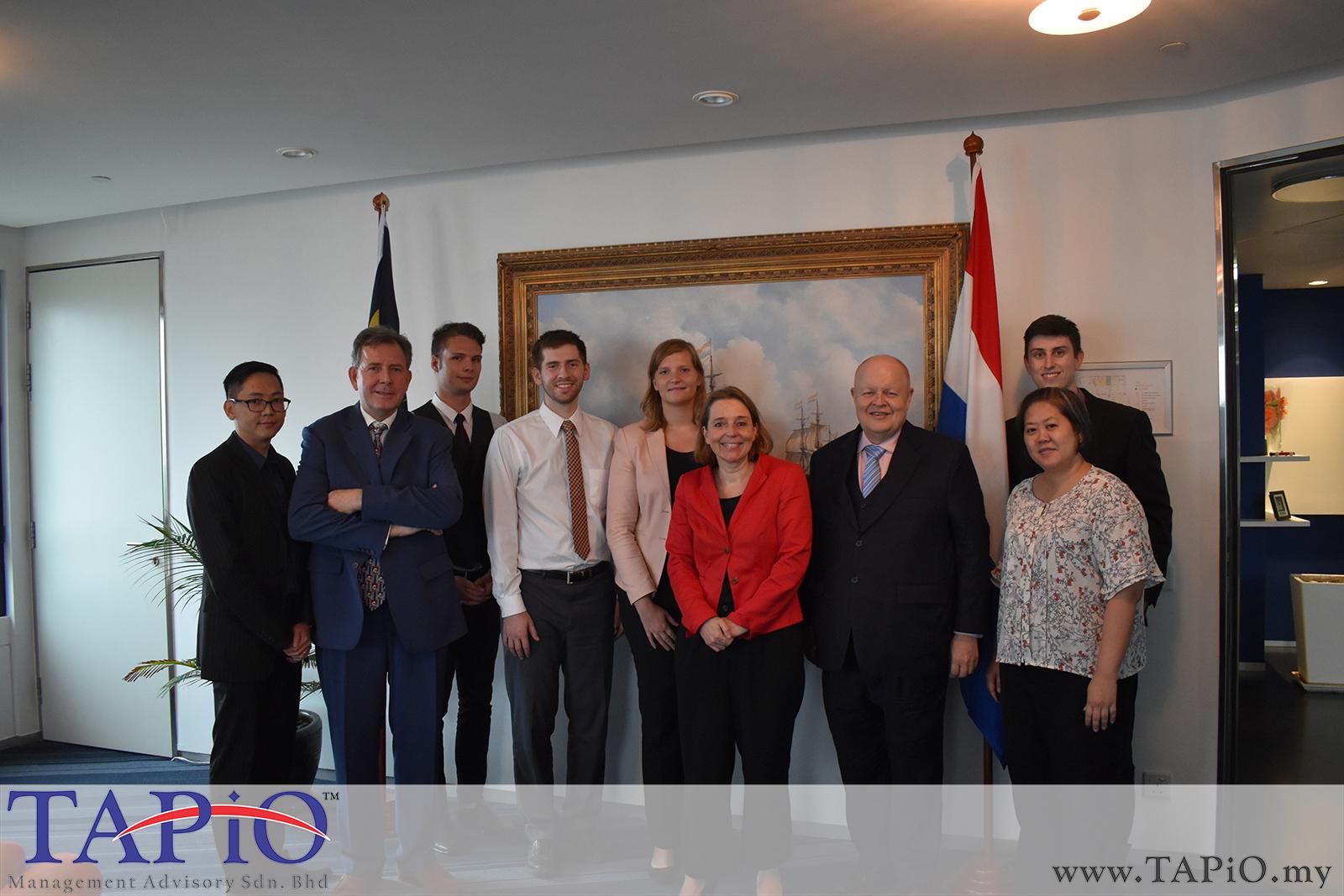 Dutch Embassy Meeting - 23/05/2018 (1)