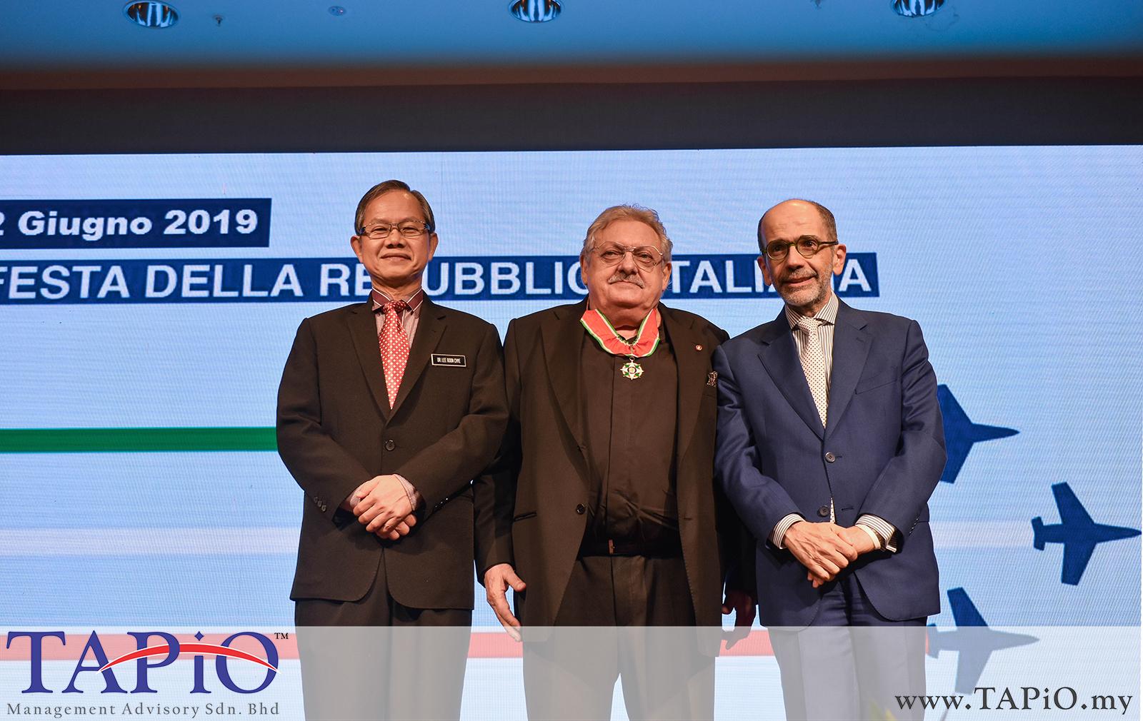 Italian National Day - 19/06/2019