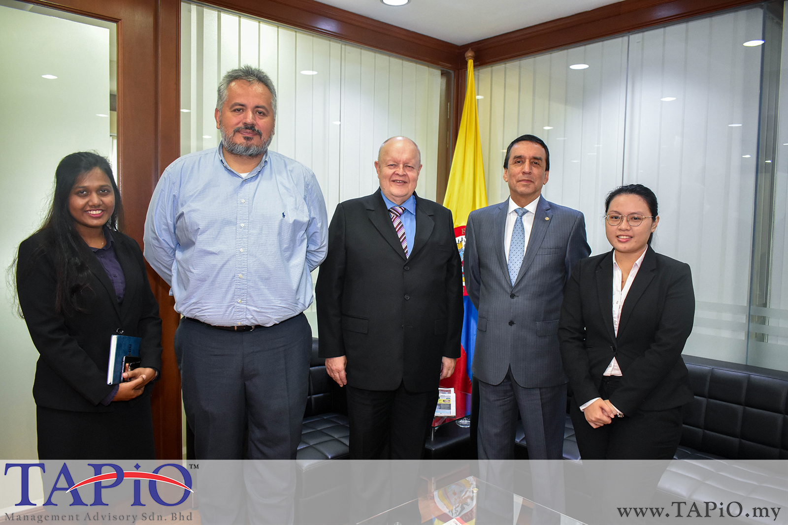 Meeting with Colombia Ambassador - 18/07/2019