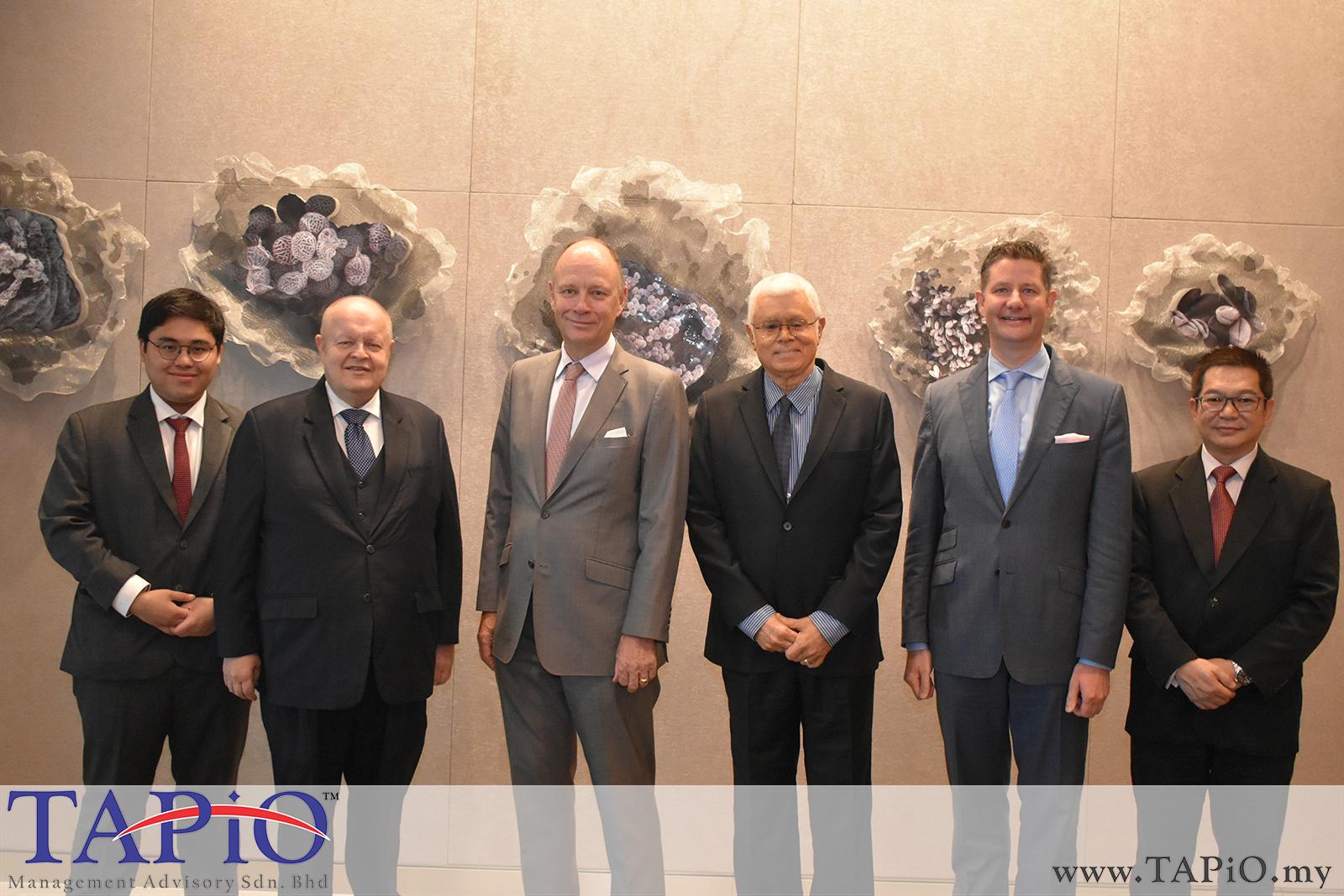 20190506-Meeting with German Ambassador