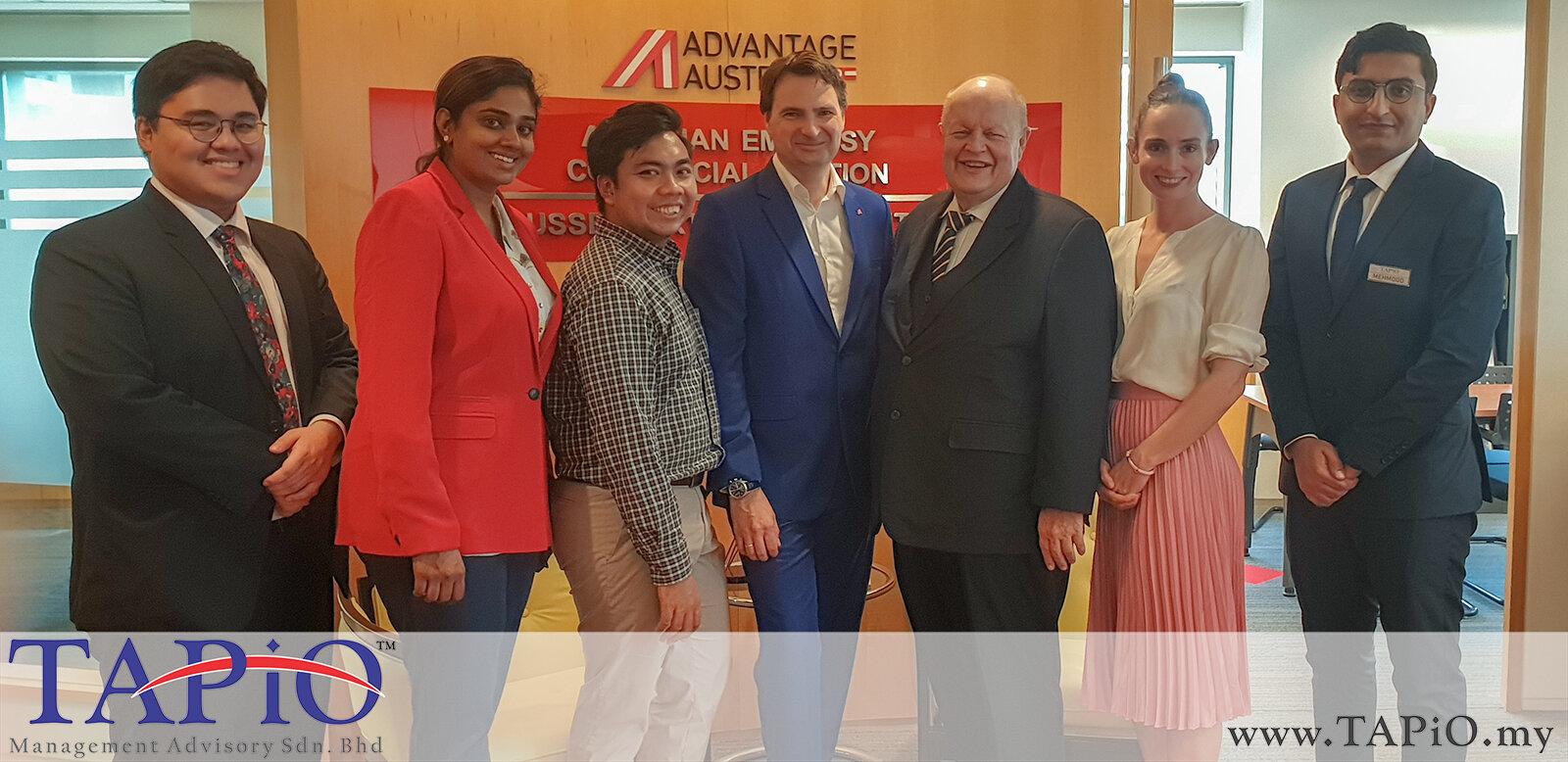 20200212 - Meeting with Advantage Austria