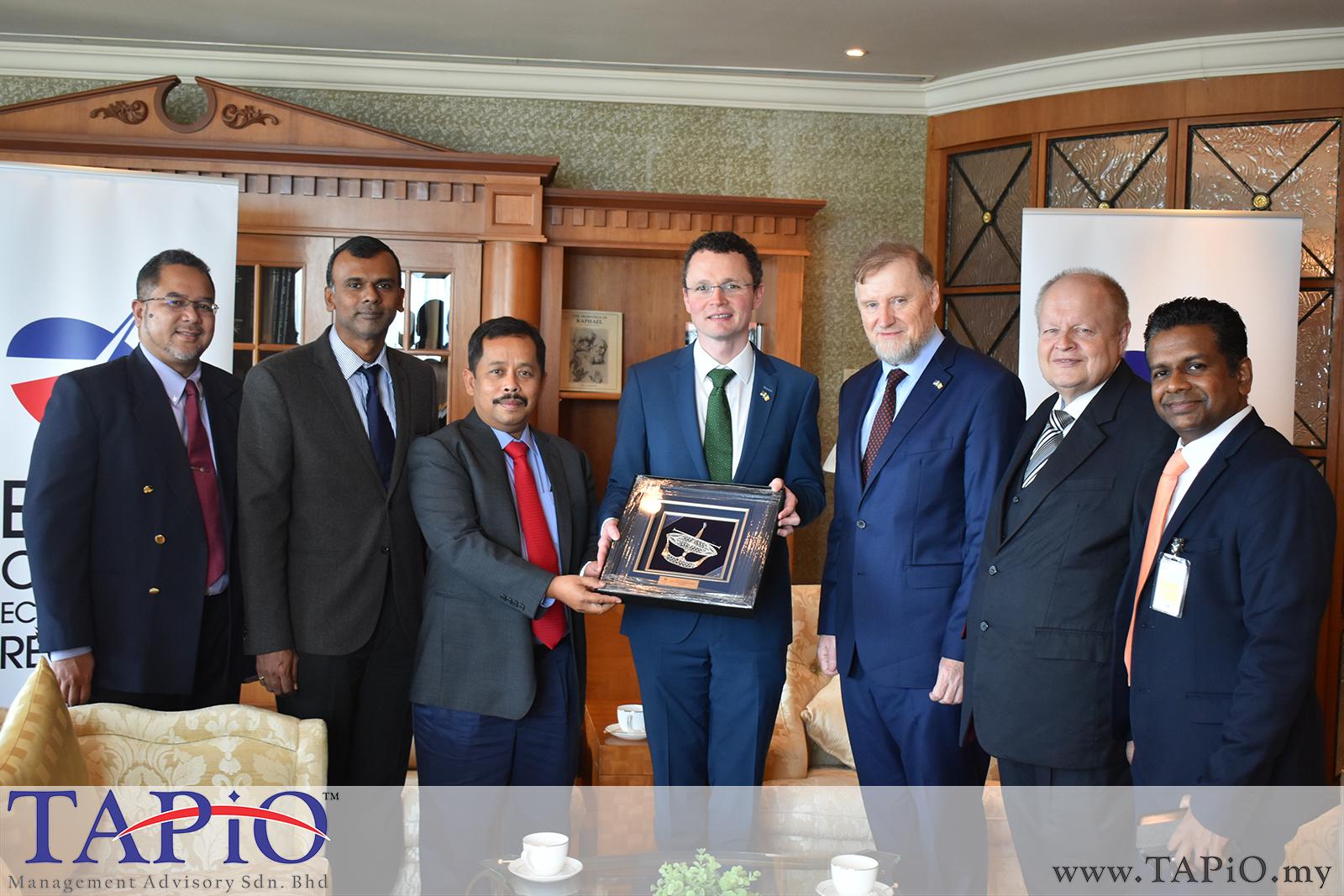 Meeting with the Irish Ambassador (MPC) - 14/03/2019