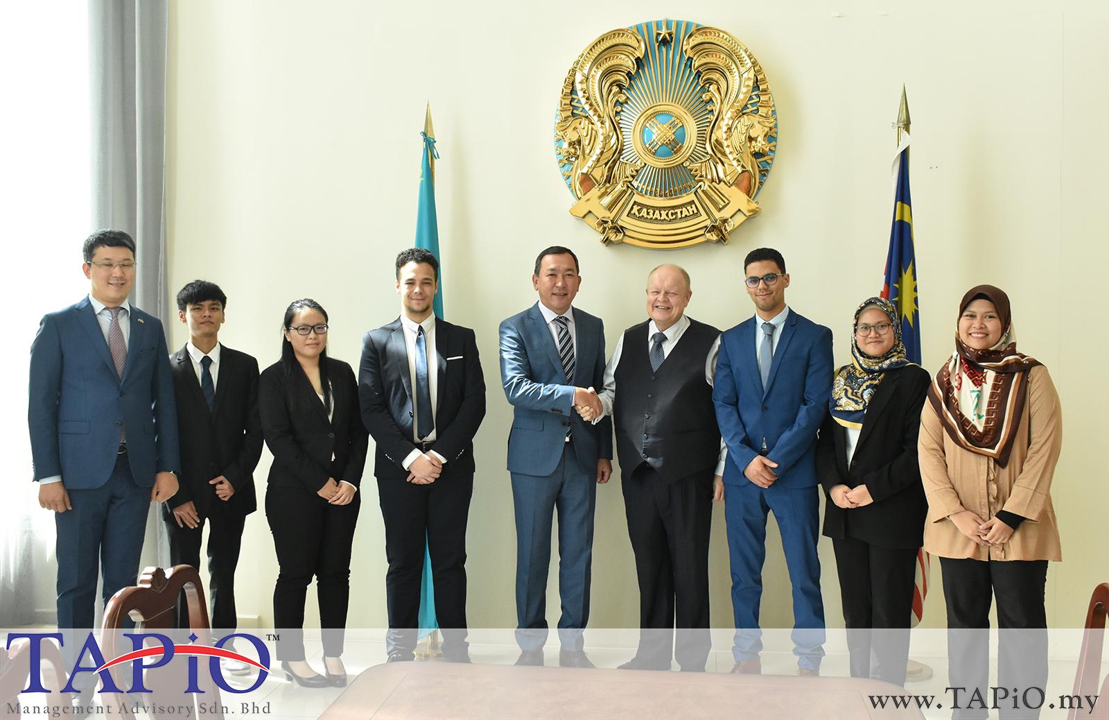 Meeting with Kazakhstan Embassy - 21/02/2019 (7)