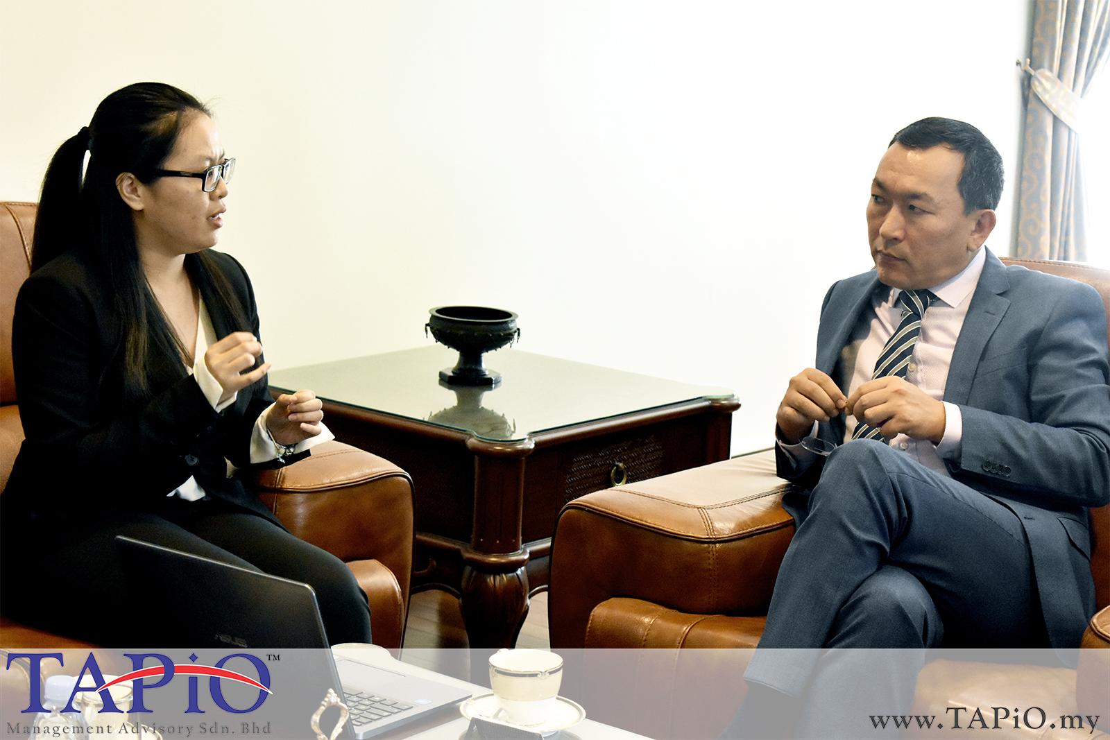 Meeting with Kazakhstan Embassy - 21/02/2019 (2)