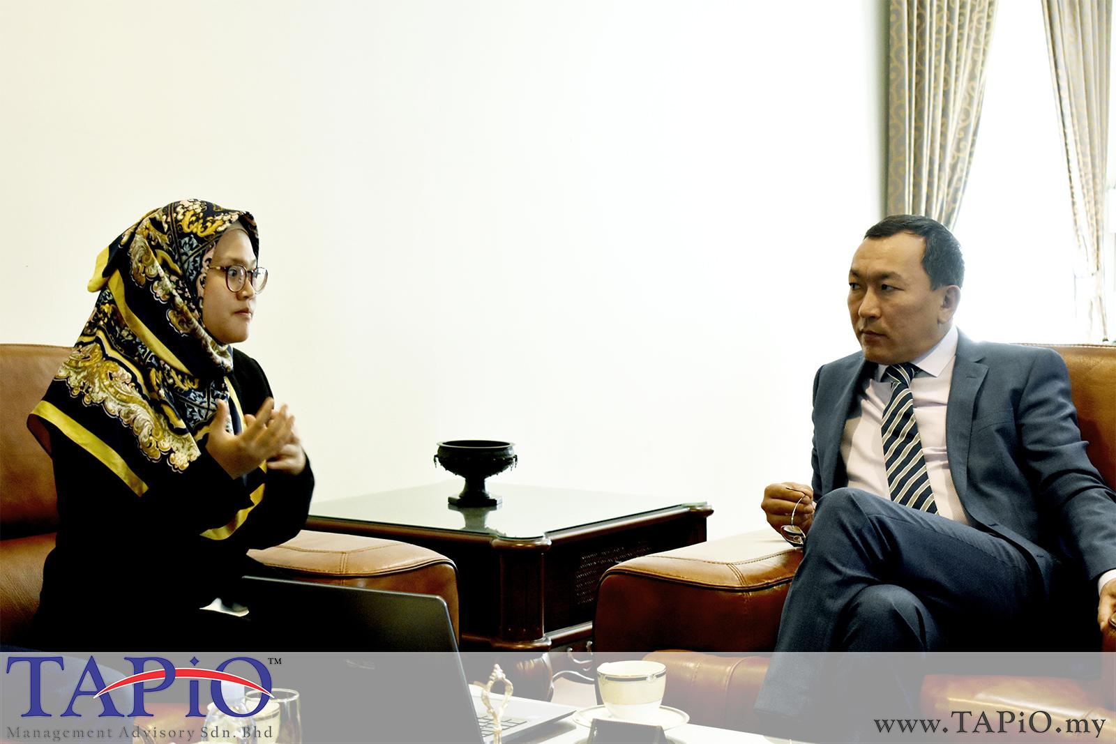 Meeting with Kazakhstan Embassy - 21/02/2019 (1)