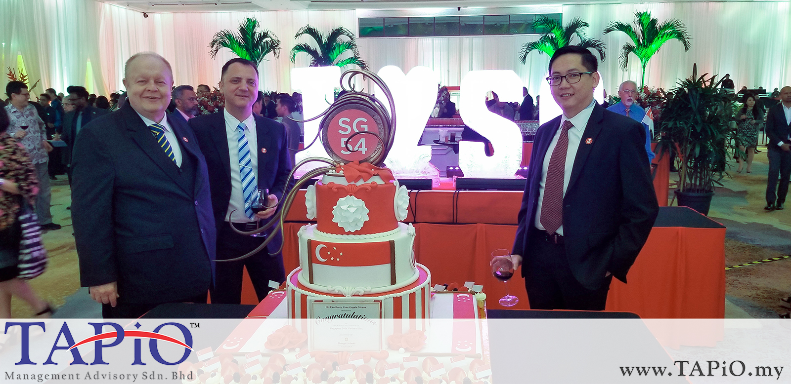20190814 - Singapore 54th National Day