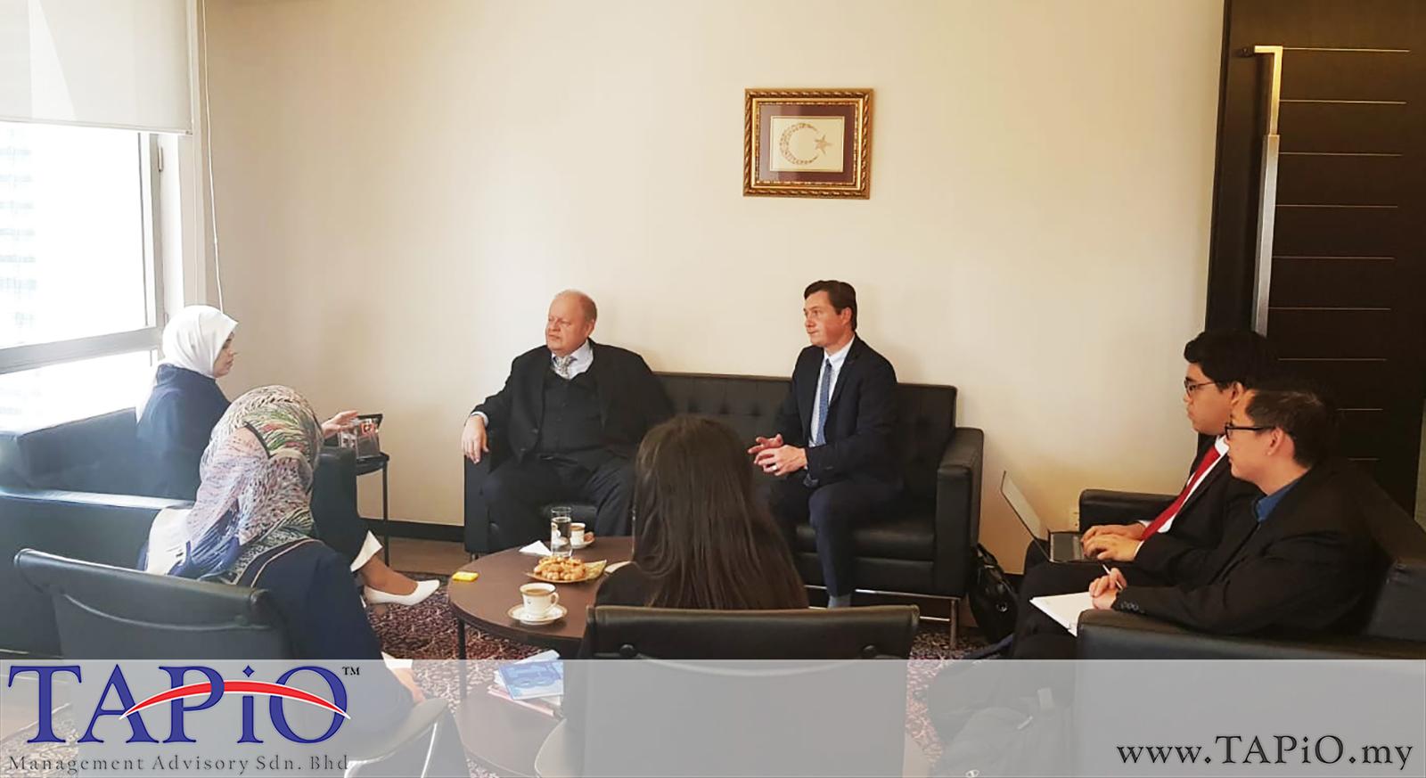 TUM Meeting with Turkish Embassy - 23/01/2019 (1)
