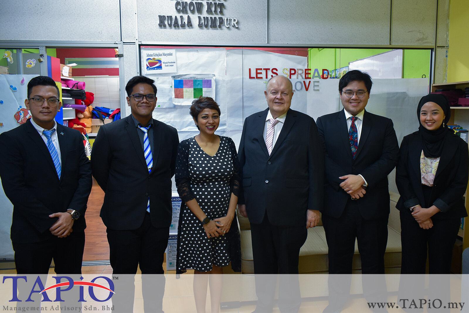 20200313 - Meeting with Yayasan Chow Kit
