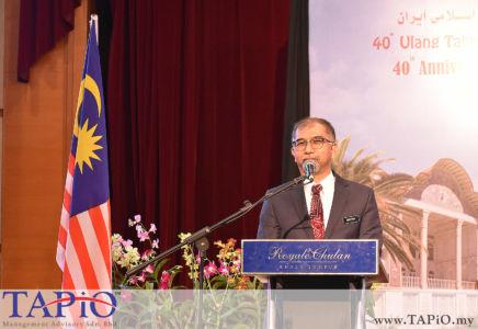 Deputy Minister Of Tourism, Arts And Culture Malaysia YB Tuan Muhammad Bakhtiar b. Wan Chik
