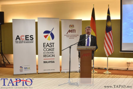 Bavaria Ministry of Economic Affairs, Energy and Technology Mr. Hans-Jürgen Radmacher