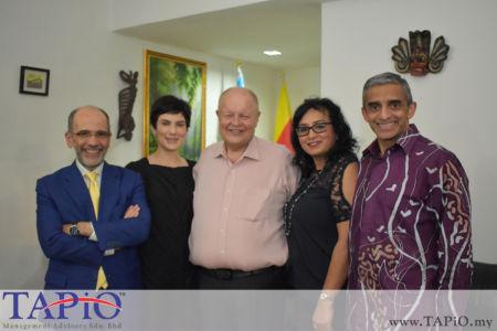 Ambassador's Night at Schutte's Residence - 20/09/2018 (11)