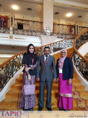 Miss. Nuratiqah Ali, TAPiO Advisory Management Sdn. Bhd. Mr. Vinothan Tulisnathzan, Senior Assistant Director of Malaysian Investment Development Authority (MIDA) Miss. Subaidah Mohd Rafi, TAPiO Advisory Management Sdn. Bhd.