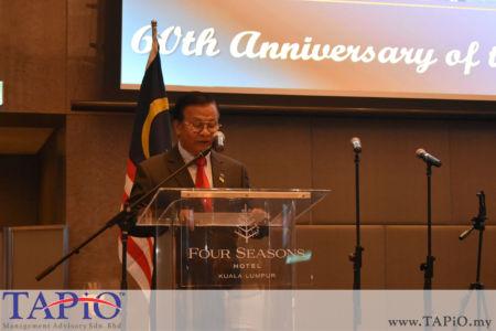 Deputy Minister of Works Haji Mohd Anuar bin Mohd Tahir