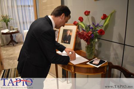 Managing Partner of TAPiO Management Advisory Mr. Thomas Bernthaler