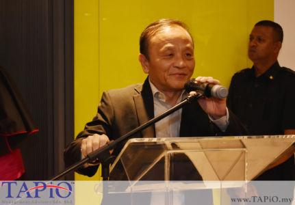 Chairman of Green Building Index (GBI) Accreditation Panel Ir. Chen Thiam Leong