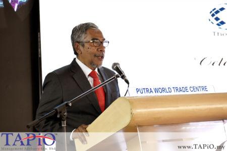 Deputy Minister of Entreprenuer Developement Dr Mohamad Hatta Ramli