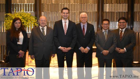 20190503 - Meeting With Ukrainian Ambassador