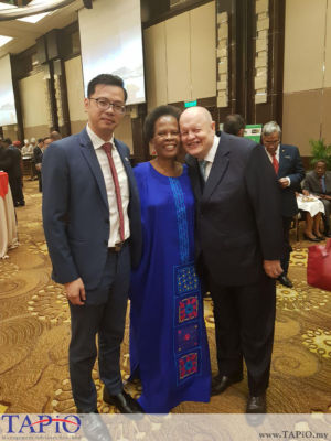 20190425 - South Africa National Day