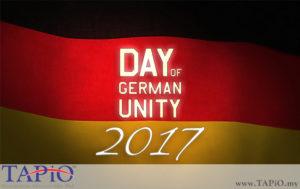 Day of German Unity 2017 in Kuala Lumpur