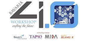 Bavaria Industry 4.0 Workshop 2017 Istana Selangor