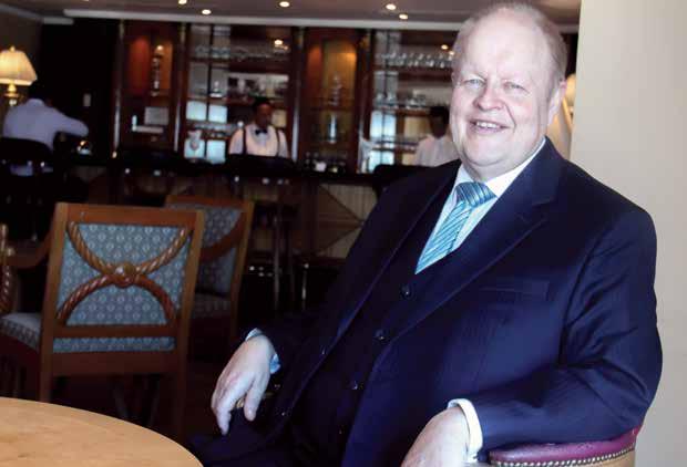 Bernhard Schutte Chairman