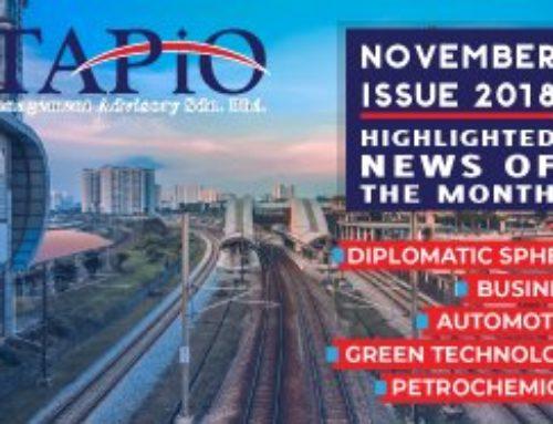 TAPiO Newsletter December 2018 – Malaysia Report