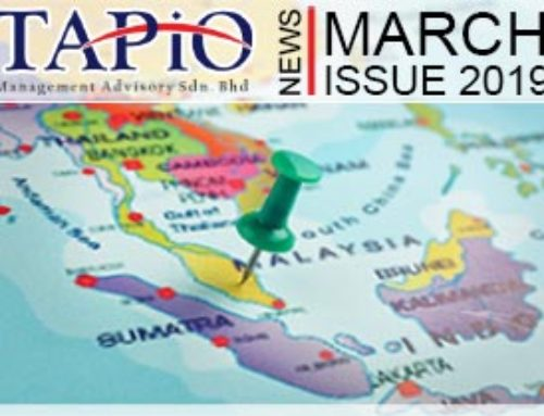 TAPiO Newsletter March 2019 – Malaysia Report