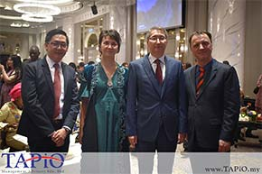 Business, Embassy, Kazakhstan, Ambassador, Networking
