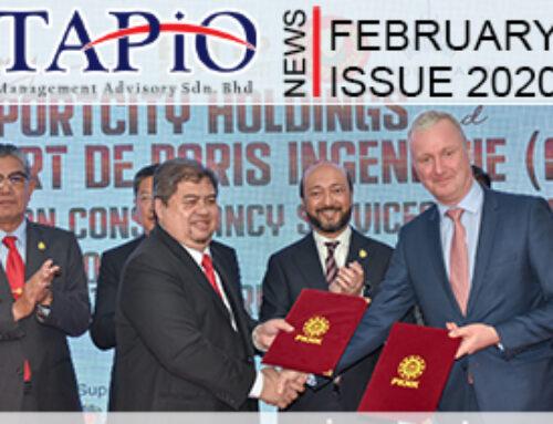 TAPiO Newsletter February 2020 – Malaysia Report
